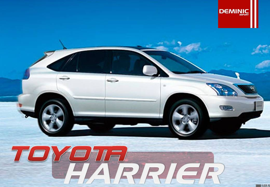 toyota harrier for sale in singapore user manual guide pdf rh pdfusermanual guide blogspot com toyota harrier 2007 manual book free download Toyota Harrier 2002