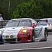 IMSA Performance Matmut's Porsche 997 GT3 RSR Driven by Raymond Narac, Patrick Pilet and Nicolas Armindo ©Dave Hamster