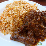 Biryani with Chicken - Stone Town, Zanzibar