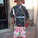 Hombre Huichol en su traje tipica; Huejuquilla el Alto, Jalisco, Mexico por Lon&Queta