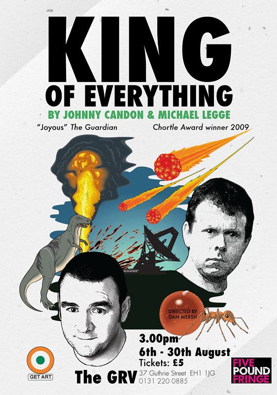 Johnny Candon & Michael Legge: King of Everything