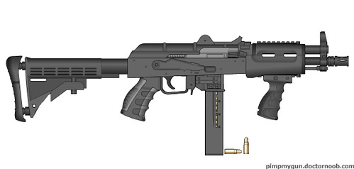AK SMG Conversion