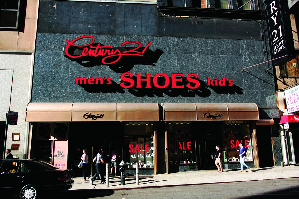 Century 21 Nova York