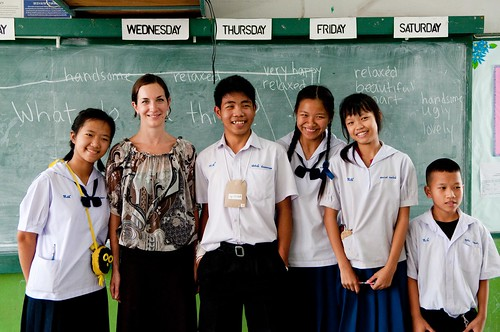 Volunteer Thailand English Education - 2