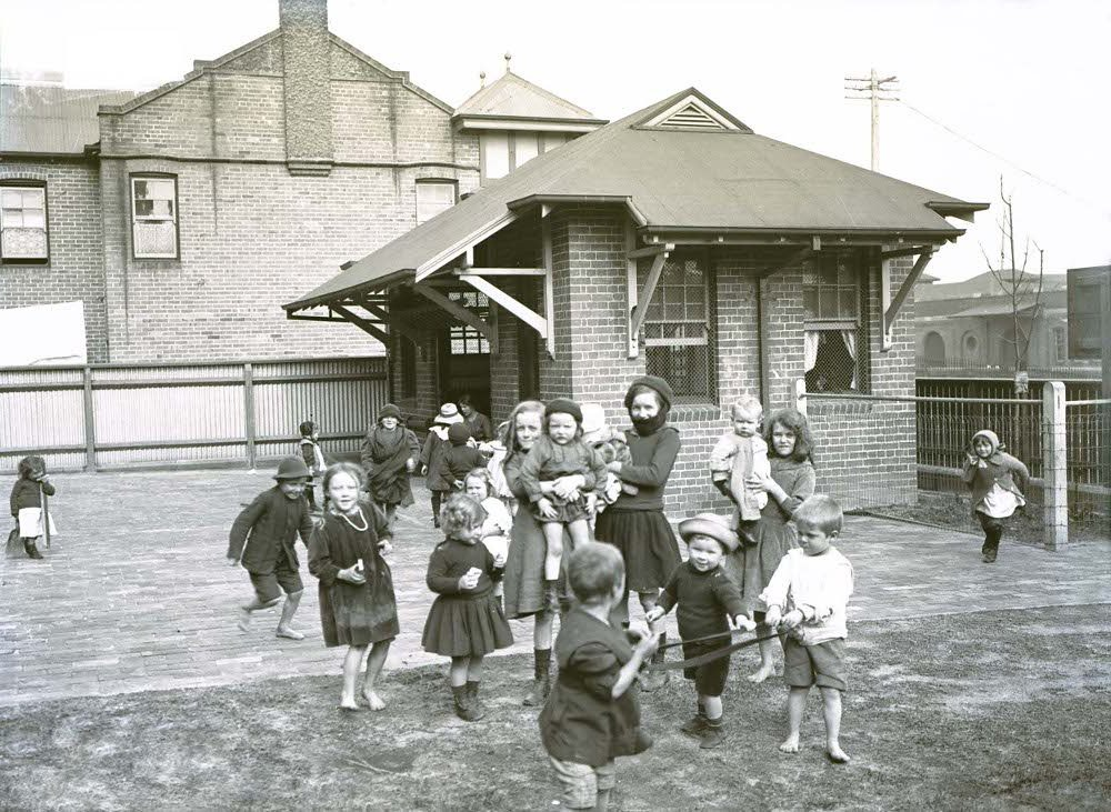 [Lance Playground / Kindergarten, Millers Point, Sydney, NSW]