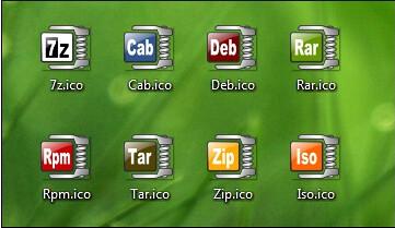 icone 7zip
