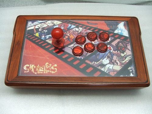 Skullgirls_FightStick