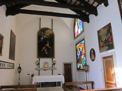 Sant'Angelo (Oratorio dell' Annunziata)