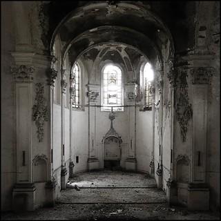 The Monastary: Chapel