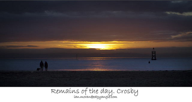 Remains of the day. Crosby