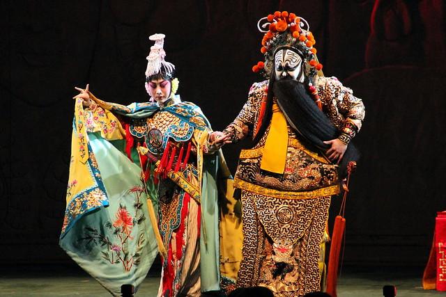 Ópera de Beijing - China, Mar2012