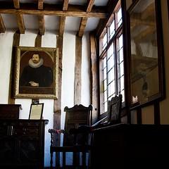 Governor's Parlour, Merchant Adventurers' Hall, York