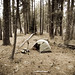 Stealth Campsite by The Hike Guy