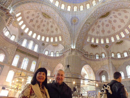 Mezquita Azul, Del Sultán Ahmet,