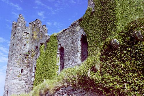 ireland castle ruin kerry 1001nights mygearandme mygearandmepremium mygearandmebronze rememberthatmomentlevel2 rememberthatmomentlevel3