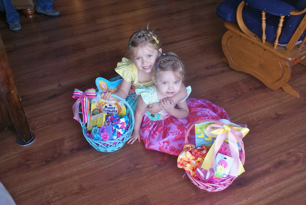 My Easter Bunnies