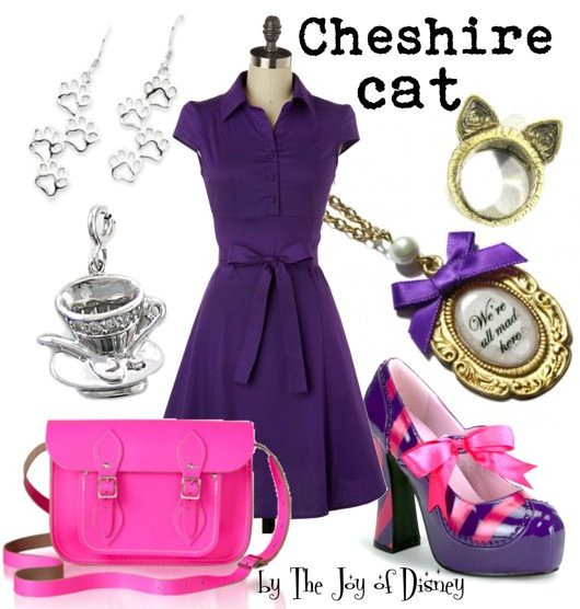 Inspired by: Cheshire Cat from Alice in Wonderland