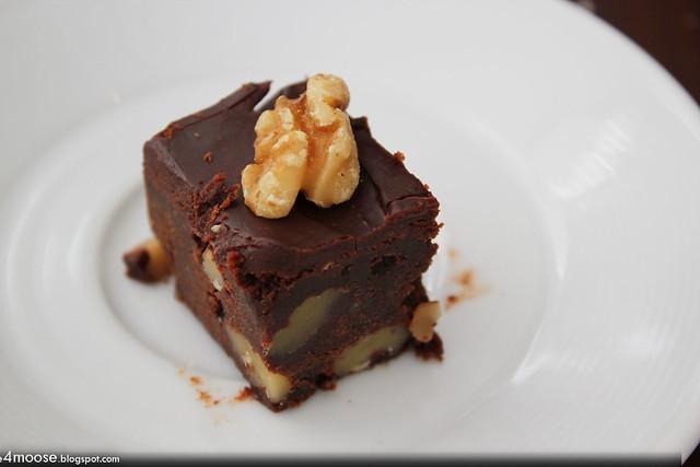 Hyatt Regency Shatin - Brownie