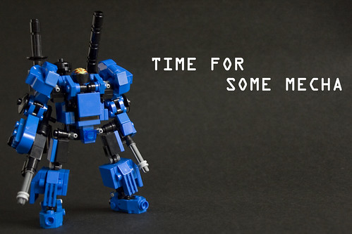 It's Mecha time!