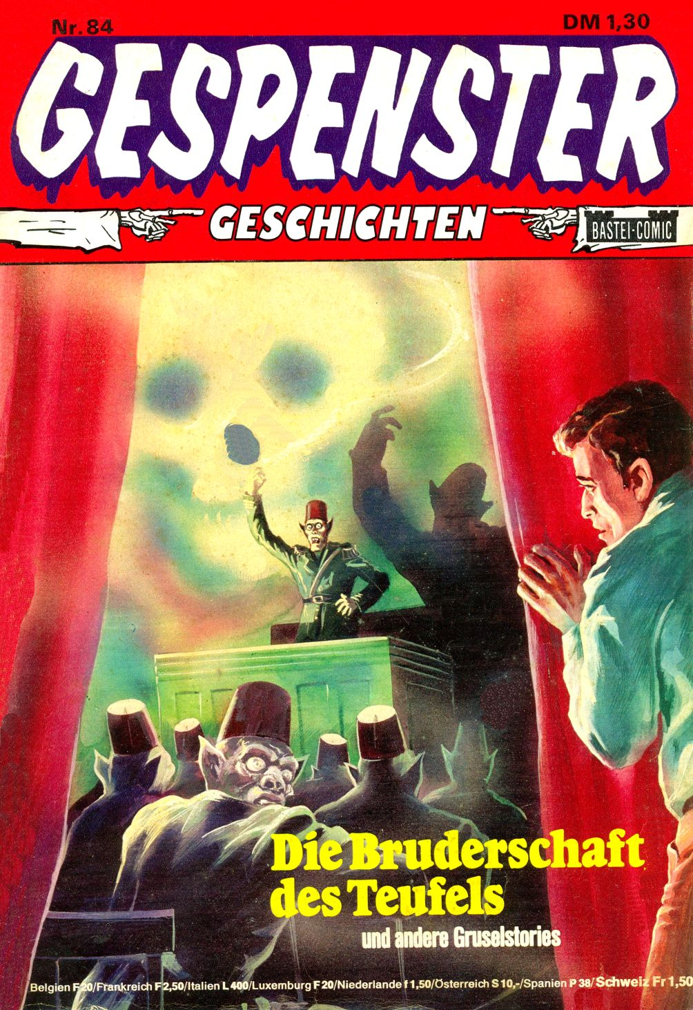 Gespenster Geschichten - 84