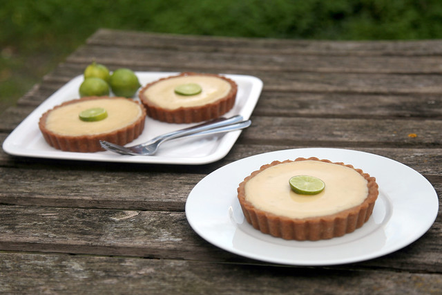 Key Lime Tartlets 2