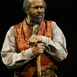 Anthony Chisholm as Solly Two Kings  in the Huntington Theatre Company's production of August Wilson's