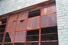 More rusty windows 4/29/12