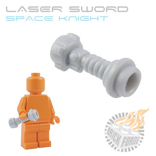 Laser Sword (Space Knight) - Trusilver