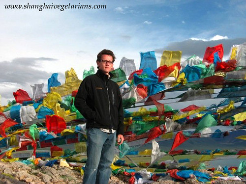Ben W- prayer flags