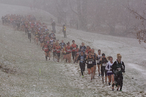 Finale universitaire de Cross-Country