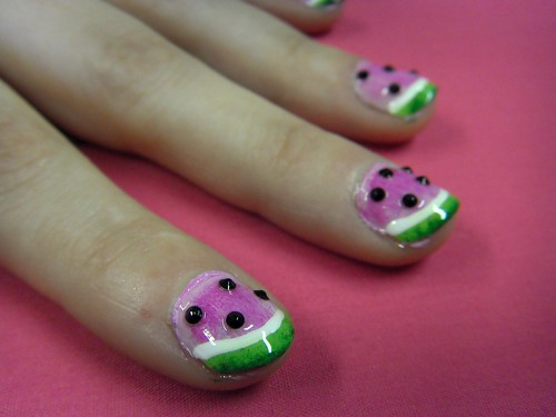 Fingernail Art Photo - BlogAppeal.com