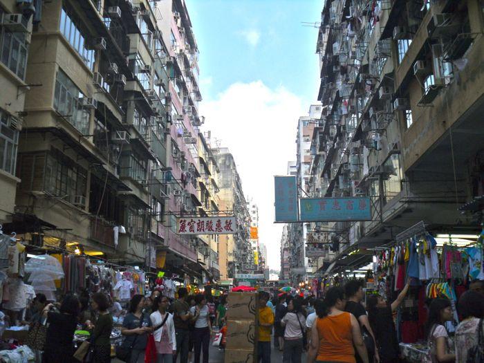 Fa Yuen St