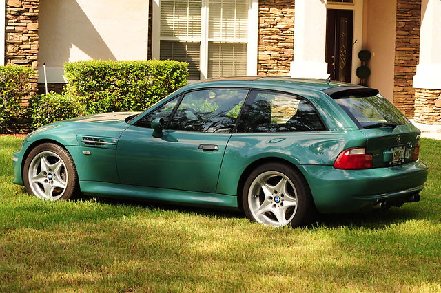 1999 M Coupe | Evergreen | Evergreen/Black | Doublemint