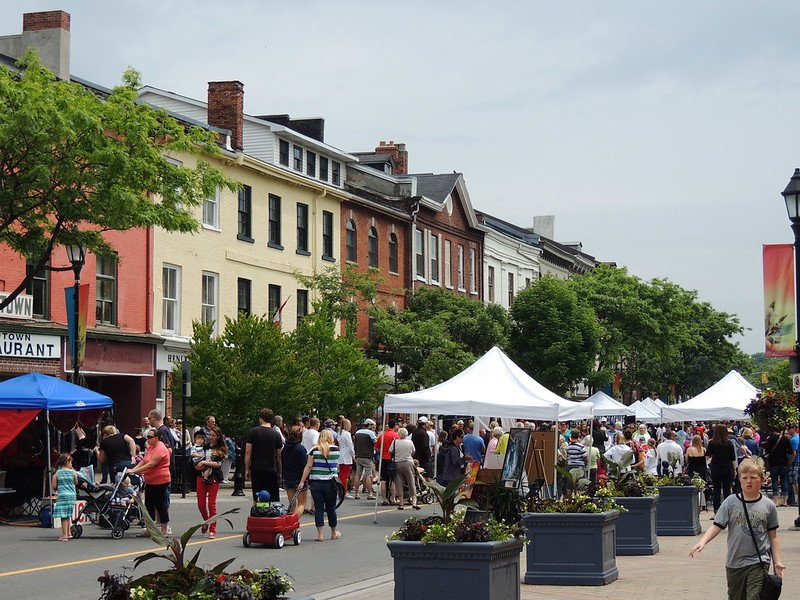 Cobourg (ON) Canada  city pictures gallery : dscn0132 street fair cobourg ontario by pvalentine1 on flickr cobourg