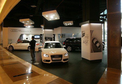 The huge potential of Indonesia's luxury market Audi-at-Pacific-Place-Jakarta