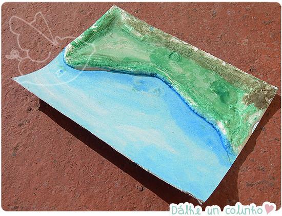 A PAISAXE - pintura de micro-ondas 10