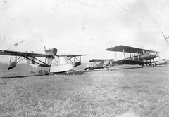 AL61A-256 Loening S-1 A.S.24-1 and LWF Owl A.S.64012