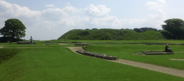 Old Sarum foundations