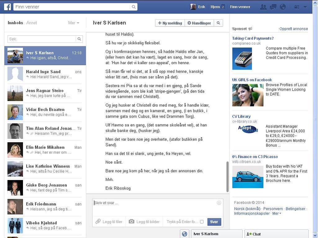christell facebook 2