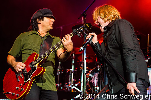 The Rockets - 05-23-14 - DTE Energy Music Theatre, Clarkston, MI