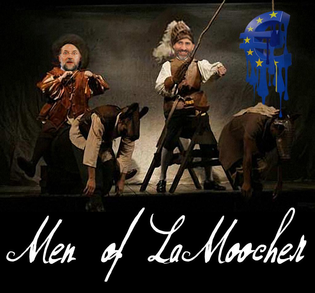 MEN OF LA MOOCHER