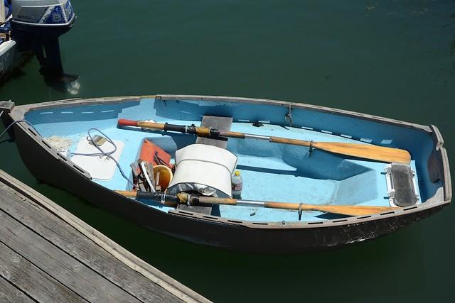 Sausalito rowboat