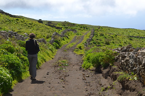 Hiking on El Hierro