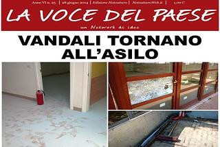 Noicattaro. Prima pagina n. 25-2014 front