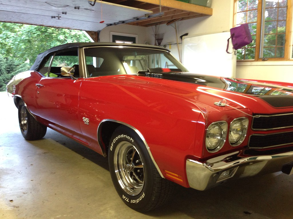 1970 ss Chevelle convertible