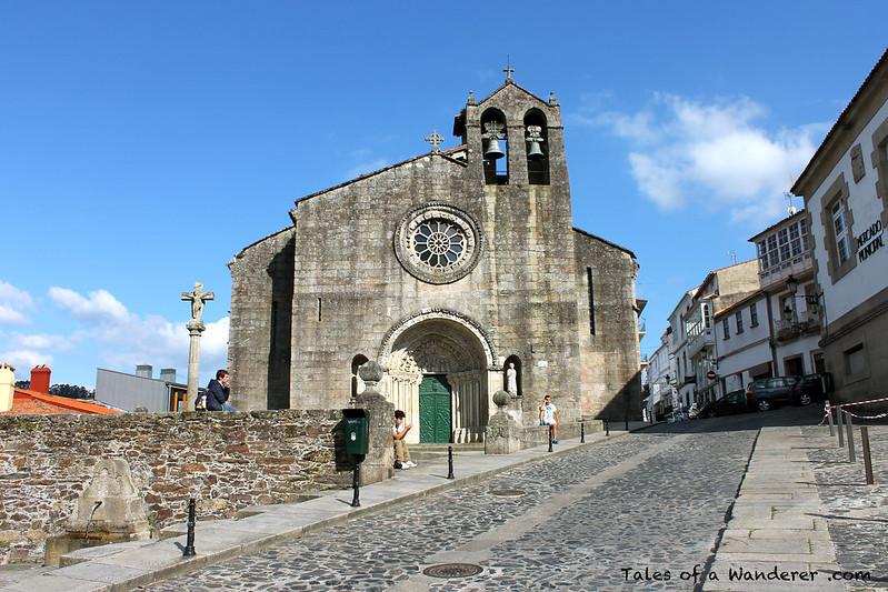 BETANZOS - Igrexa de Santa María do Azougue