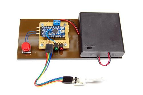 LED Shades Tester