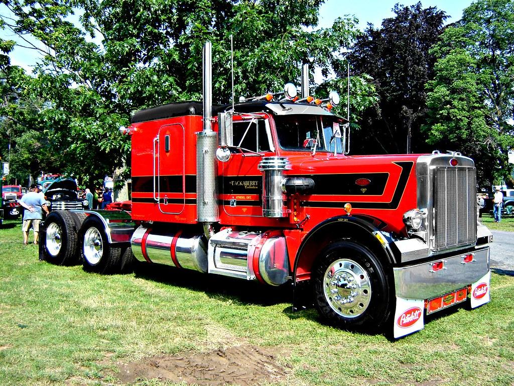 Craigslist Heavy Duty Trucks >> 1983 Peterbilt 359 - a photo on Flickriver