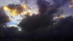 Dramatic skies - Photo of Velles
