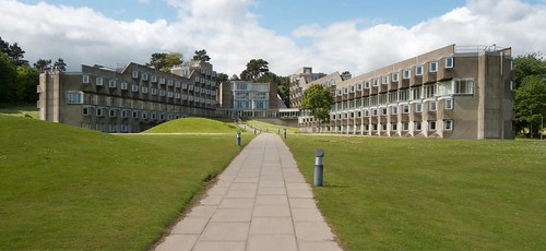 St andrews, Andrew Melville Hall
